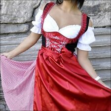 German - Austrian - Oktoberfest - Dirndl - Dress
