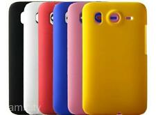 Hard Matte Plastic Cover Case Protector For HTC Inspire 4G G10 Desire HD A9191