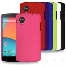 STYLISH ULTRA SLIM FITTED HARD BACK COVER CASE SHELL FOR LG NEXUS 5 MOBILE PHONE