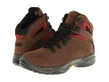 NIB NEW WOLVERINE HIGHLANDS MULTISHOX WPF MEN'S HIKING TRAIL BOOTS