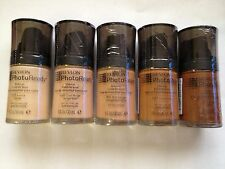 REVLON PHOTOREADY MAKEUP FOUNDATION 30ML SPF20 ****CHOOSE COLOUR****