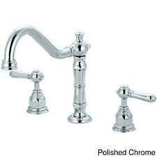 Americana Series Two-handle Widespread Kitchen Faucet