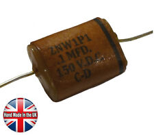 Reproduction Phonebook Chicklet Tone Capacitor for Fender Guitars - Made in UK