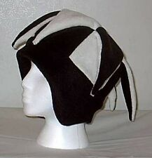 NEW fleece jester hat snowboarding skiing - your choice of colors!