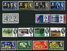 1957 - 1970 Commemorative Full Year Sets ( Multiple Listing ) mint / mnh