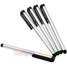 5x Silver CAPACITIVE Pen LCD Screen Touch Stylus for Nokia NOK Lumia Phones NEW