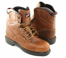 Mens Red Wing Work Boots Steel Toe Insulated Water Proof Made in USA #4438