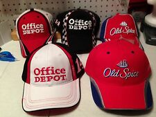 TONY STEWART HATS MANY TO CHOSE FROM OFFICE DEPOT OR OLD SPICE