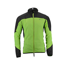 2014 R0CKBROS Tour de France Cycling Wind Coat Green Black New