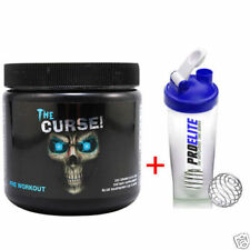 The Curse Pre Workout  Cobralabs 250g (0.55 LBS ) + Free Shaker