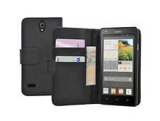WALLET Leather Flip Case Cover Pouch for Mobile Phone Huawei Ascend G700