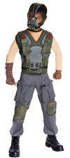 Boys Child Batman The Dark Knight Rises Deluxe Muscle Chest Bane Costume