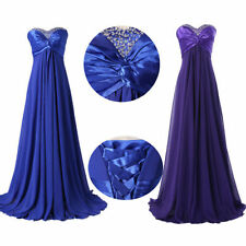 Luxury New Formal Gown prom Ball Cocktail Wedding Evening Party Bridesmaid dress