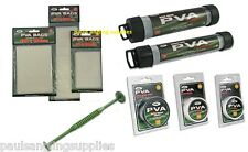 Carp Fishing PVA Mesh,String,Tape,Plunger Bags Option