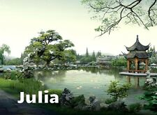 Chinese Scenery poster  home room home decor poster PERSONALIZED FREE