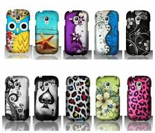 For Samsung Galaxy S 3 III S3 Mini i8190 Cover Design Hard Snap On Case