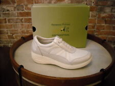 Joy Mangano GetFit WHITE Slip-On 2 Fitness Sneakers by Grasshoppers