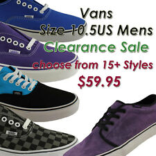 SIZE 10.5 US MENS VANS  CLEARANCE SHOES/CASUAL/SKATE EBAY AUSTRALIA!