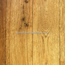 Rhinofloor XL Supergrip Farmhouse Antique Rhino Vinyl Flooring 2m 3m 4m Wide