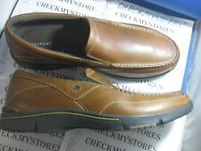 NEW  Rockport  EBERDON LOAFER Men Shoes Casual V73253  PREMIUM LEATHER SHOES