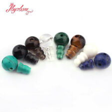 10MM ROUND BEADS,5x7MM TAPER &TIBET GURU GEMSTONE BEADS 1 SET,SELECT BY MATERIAL