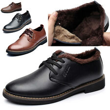 New Fashion Mature Male's Velvet Leather Shoes Men's Stylish Working Shoes X229