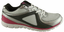 GROSBY FREE STEP WOMENS/LADIES RUNNING SHOES/SNEAKERS/ATHLETIC SPORTS