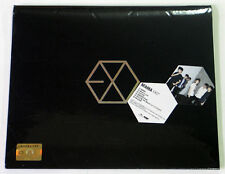 EXO-M - MAMA (1st Mini Album) CD+Poster+Mini Photo