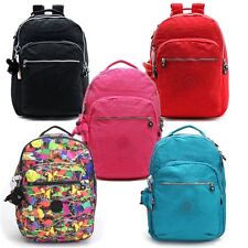 Kipling Seoul Laptop Backpack NWT 9 COLORS AVAILABLE!!! NEW ORIGINAL