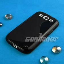 TPU Gel Skin Case Cover For Samsung Galaxy S3,S III,GT -i9305 4G Lte