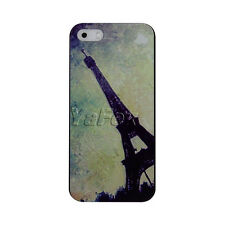 SO CHEAP Eiffel Tower Retro Flag Painting On Cases Covers Shield For iPhone 5/5S