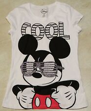 Minnie or Mickey T-Shirt-Juniors