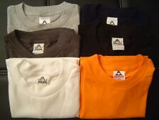 6 NEW AAA ALSTYLE APPAREL LONG SLEEVE T-SHIRT COLOR BLANK PLAIN M-2XL 6PC