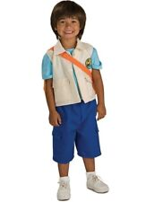 Boys Child Nickelodeon Nick Jr. Go Diego Go Deluxe Diego Traveler Costume