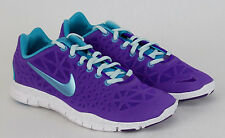 NIB Nike Free Trail Fit 3 ELECTRIC PURPLE/GAMMA BLUE-TEEL 555158-502 Women 7 8.5