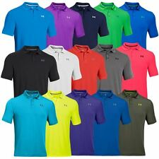 2015 Under Armour Mens HeatGear Performance 2.0 Golf Polo Shirt