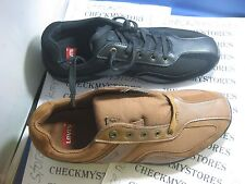 NEW LEVIS LEVI'S ZIGGY OXFORD SHOES PREMIUM COMFORT OXFORD ATHLETIC STYLE SHOES