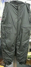 USAF EXTREME COLD WEATHER PANTS ECW TROUSERS F 1B NO SUSPENDERS 28 30 OR 34