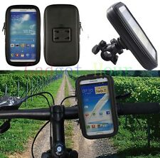 Bike & Waterproof Bicycle Motorcycle Mount Holder for LG cell phones 2014 Latest