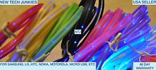 HOT LED light-up data sync charger charge cable el MICRO USB ANDROID SMART PHONE