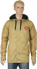2014 NWT MENS BURTON COURTSIDE SNOWBOARD JACKET $160 putty dry ride NEW