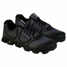 Reebok Mens ATV19 Sonic Rush Black Synthetic Athletic Running Shoes