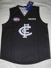 AFL CARLTON BLUES ADULT FOOTBALL FOOTY GUERNSEY JUMPER