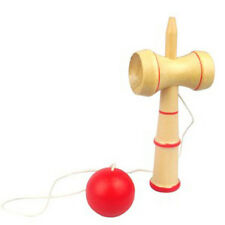 Kid Funny Kendama Ball Japanese Traditional Wood Game Skill Educational Toy Gift