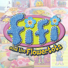 FIFI AND THE FLOWERTOTS BEDDING DUVET SETS - CHILDREN'S FLEECE THROWS AND RUGS
