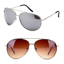 New Round Aviator Lens 62MM Sunglasses Classic Men Women Designer Style