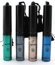 NYX Liquid Eyeliner x 1 CHOOSE SHADE Candy Glitter Sparkle new full size