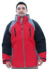 Akademiks Expedition Men's Triclimate Jacket Coat Snow Parka Snowboard