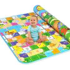 Baby Crawl Mat Thick Game Pad Carpet Floor Gift Bags Forest Pard Children Love