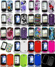 LG Doubleplay C729 / Flip II 2 (T-Mobile) Faceplate Phone DESIGN/COLOR case